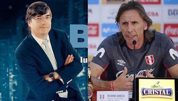 Jaime Bayly Gareca Hizo Un Trabajo Insuperable Con Peru Pero No Volvera Futbol Peruano El Bocon Ahi está reynaldo jaime center foward. jaime bayly gareca hizo un trabajo