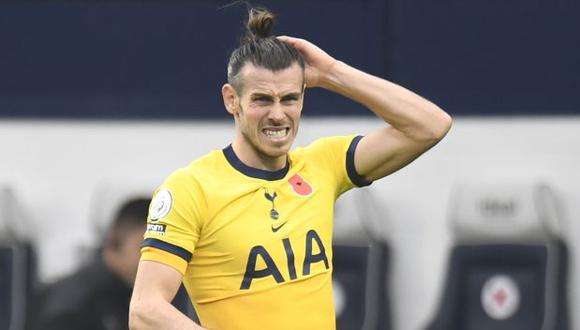 Gareth Bale jugará toda la temporada en Tottenham cedido por Real Madrid. (Foto: AFP)