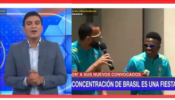 El Brasil vs. Perú por Eliminatorias se jugará este jueves en Recife.