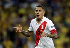 """Paolo Guerrero y los """"extranjeros"""" que llegarían al fútbol peruano el 2022"""