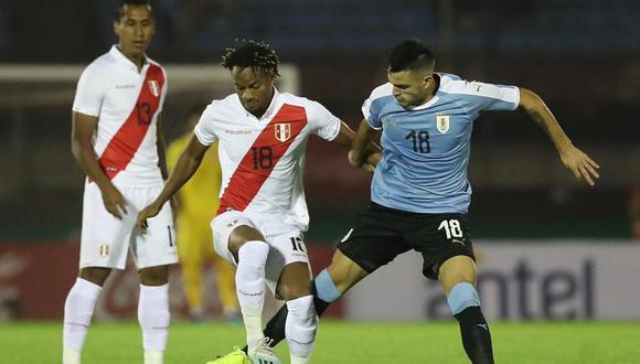 Uruguay venció 1-0 a Perú en partido amistoso FIFA EN DIRECTO desde el Centenario de Montevideo | VIDEO