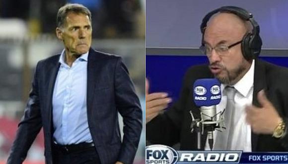 """Fox Sports: """"Russo habló en el vestuario con Riojas y Godoy"""""""