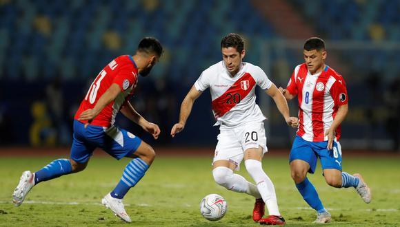 Santiago Ormeño confesó el que llamado a la selección peruana le cayó como sorpresa. (Foto: EFE)