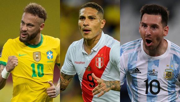 Se viene una vibrante fecha triple de las Eliminatorias rumbo a Qatar 2022 y tú no te puedes perder ningún encuentro. Lionel Messi, Neymar y Paolo Guerrero volverán a entrar en acción en esta parte del continente.