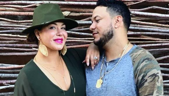 Abogada de Chiquis Rivera confirma que cantante aún no está divorciada de Lorenzo Méndez. (Foto: @chiquis).