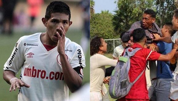 Universitario: Edison Flores se despide de Samuel Eugenio con emotiva anécdota cuando era juvenil   FOTO