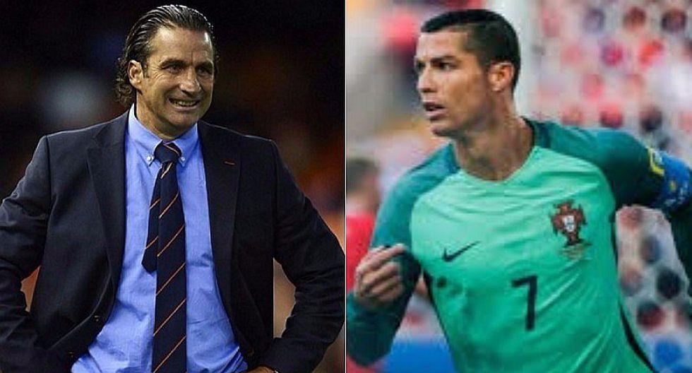 Copa Confederaciones: Pizzi busca anular a Cristiano Ronaldo