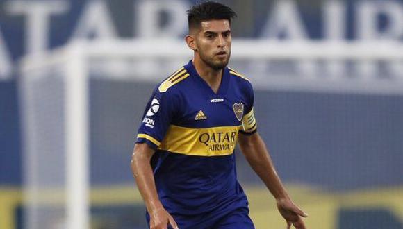 Carlos Zambrano fue titular y disputó todo el encuentro frente al 'Tatengue'. (Foto: AFP)