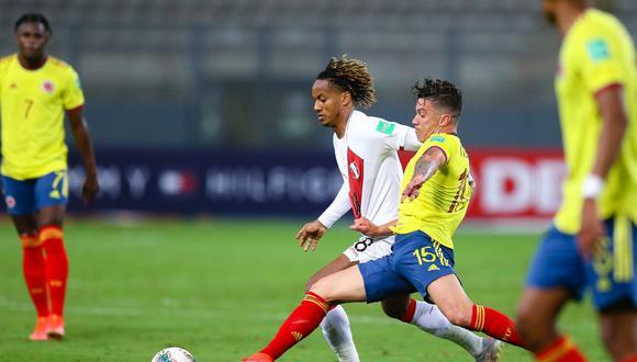 Perú vs. Colombia medirán fuerzas en el Estadio Olímpico, aquí te dejamos qué equipo es favorito para las casas de apuestas.