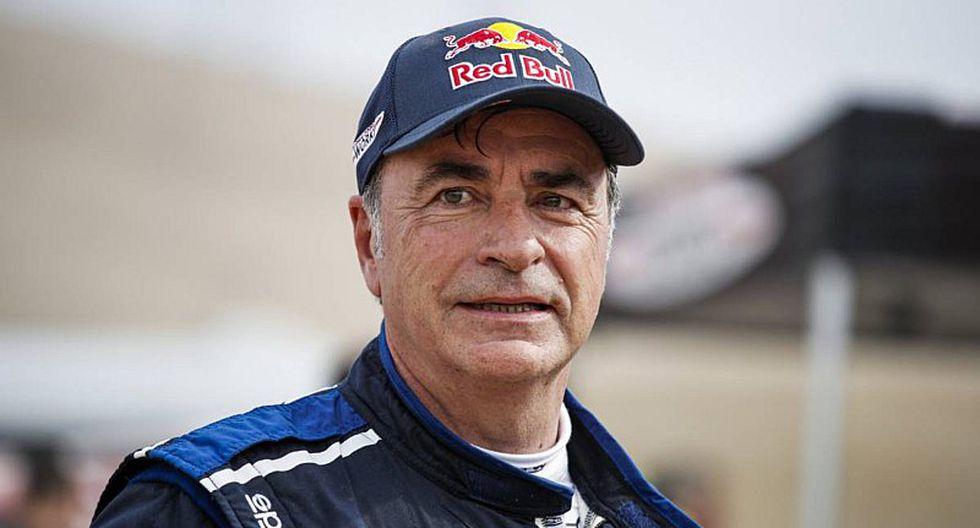 Dakar 2019: Carlos Sainz a punto de abandonar en tercera etapa