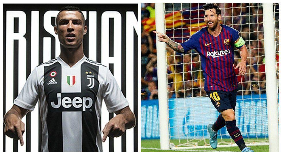 Lionel Messi lo hizo de nuevo y superó a Cristiano Ronaldo en la Champions League