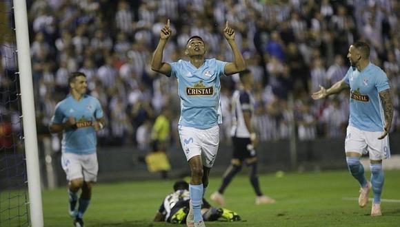 Alianza cayó 4-1 ante Cristal en la primera final del Descentralizado