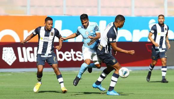 Sporting Cristal vs. Alianza Lima en el Estadio Nacional por la Liga 1. (Foto: Liga 1)