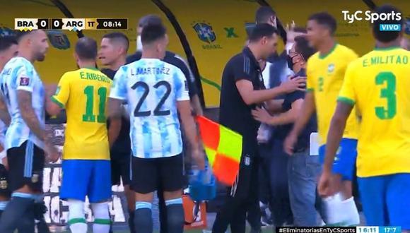 Brasil vs. Argentina EN VIVO | ONLINE | EN DIRECTO el partido postergado de la sexta jornada de las Eliminatorias Qatar 2022 en el estadio Arena Pernambuco