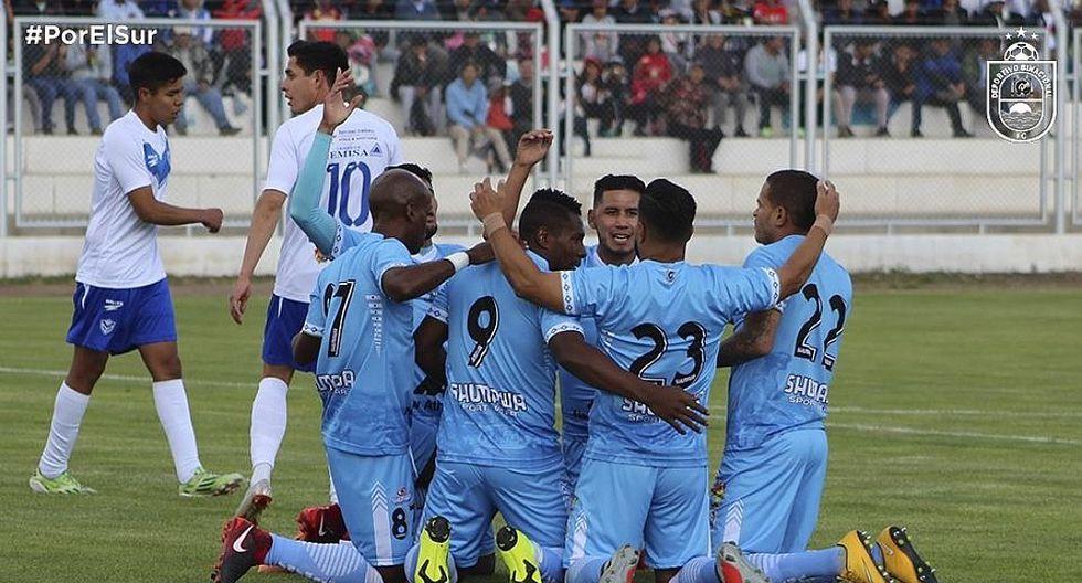 Torneo Clausura   Binacional y los resultados que debe sumar para ser campeón directo de la Liga 1