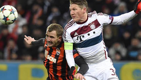 FINAL: Shakhtar Donetsk vs. Bayern Munich (0-0) - Revive el Minuto a minuto - Champions League