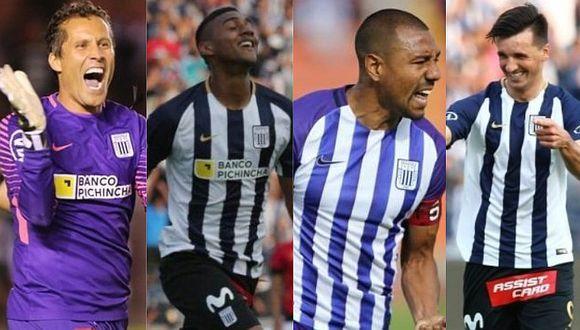 Alianza Lima: el equipo de Russo para su debut en la Liga 1