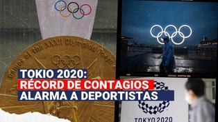 Tokio 2020: COVID-19 se propaga en Japón en medio de los Juegos Olímpicos