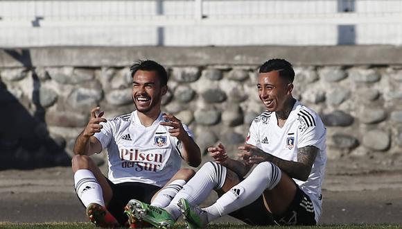 Colo Colo derrotó 3-2 a Palestino por el partido de ida de los cuartos de final de la Copa de Chile 2021.