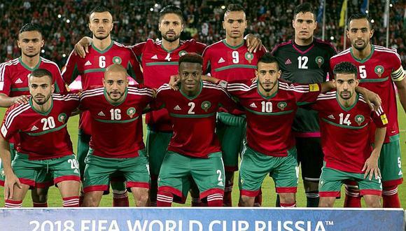 Rusia 2018: La insólita razón por la que Marruecos no presenta su camiseta