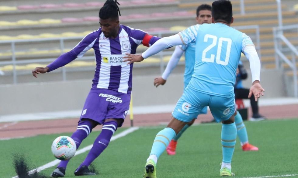 Alianza Lima quiere seguir con la buena racha en la Liga 1 y este sábado se mide ante Deportivo Llacuabamba en el Estadio de San Marcos. FOTO: Liga de Fútbol Profesional