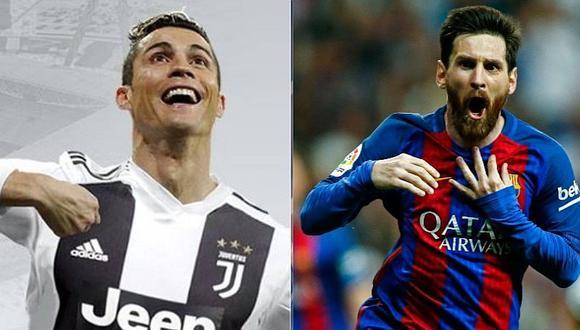 Lionel Messi gana el doble que Cristiano Ronaldo