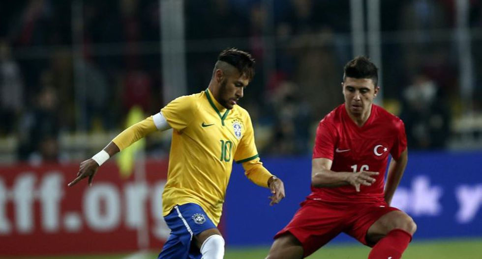 """Neymar: """"No huyo del 7-1 de Alemania ante Brasil, sufrimos mucho"""""""