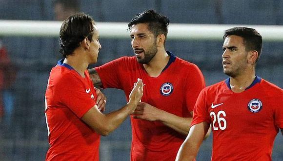 Conoce el arma secreta de la selección de Chile para vencer a Perú