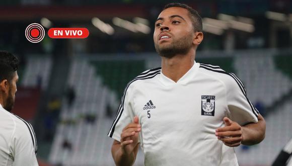 Sigue Tigres vs. Palmeiras EN VIVO y EN DIRECTO el partido por el Mundial de Clubes.