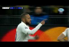 Borussia Dortmund vs. PSG: Neymar marcó un golazo tras descomunal jugada de Kylian Mbappé [VIDEO]