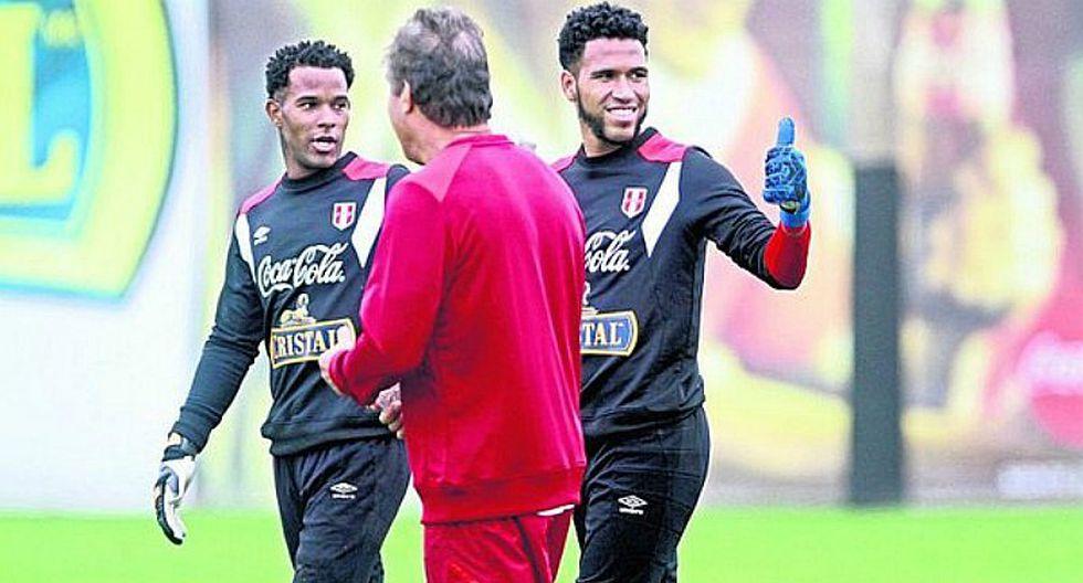 Selección peruana: Gallese y un mensaje en defensa de Cáceda [FOTO]