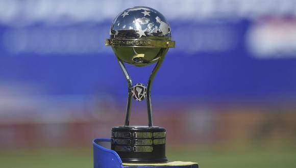 El sorteo de la fase de grupos de la Copa Sudamericana se llevará a cabo este viernes 9 de abril. (Foto: AFP)