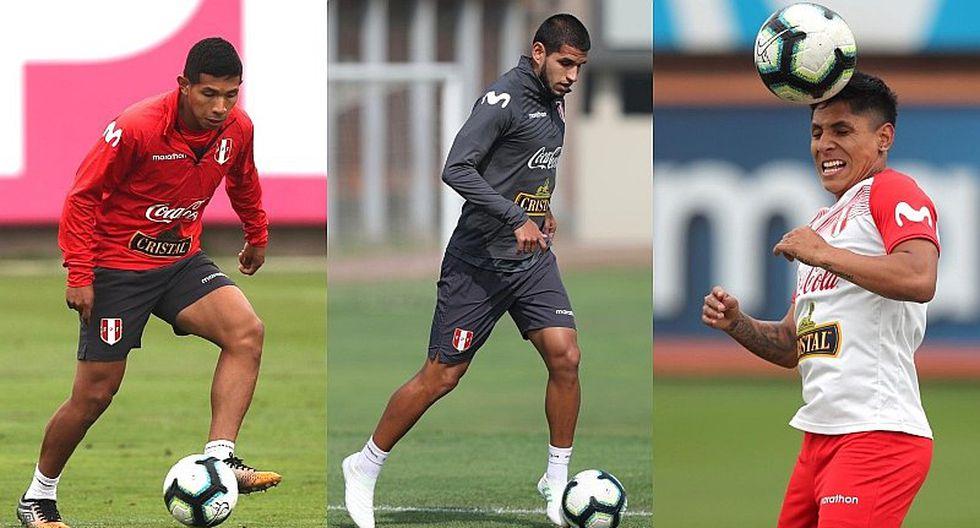 Selección peruana | Ricardo Gareca ensaya cuatro variantes ante Costa Rica | FOTOS