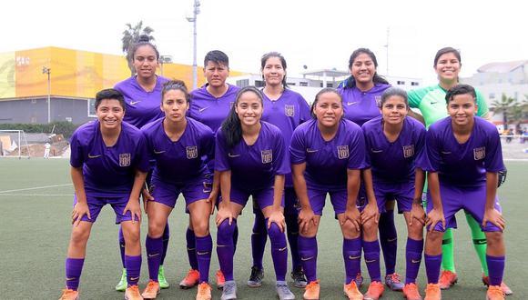 Equipo femenino de Alianza se convierte en el primero del fútbol peruano que tendrá sponsor en el pecho | FOTOS y VIDEO