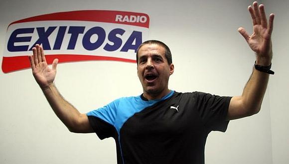 Radio Exitosa anuncia el regreso de Gonzalo Núñez
