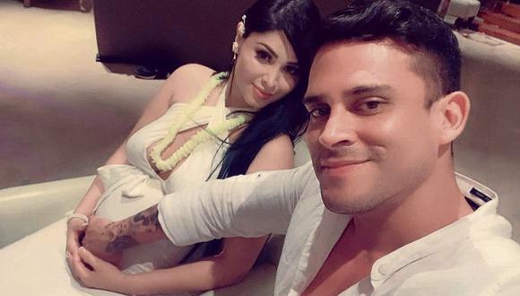 Pamela Franco canta mix de Marisol y le envía advertencia a Christian Domínguez. (Foto: Instagram).