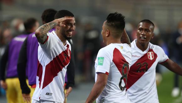 El mensaje de la selección antes del Perú vs. Argentina por las Eliminatorias. (Foto: FPF)