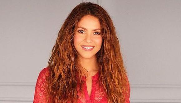 Shakira demostró que está llena de energía a través de un video en sus redes sociales. (Foto: @shakira)