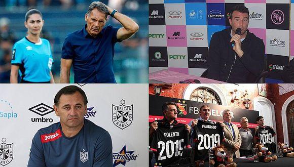 Miguel Ángel Russo: ¿Cómo les va a los DT argentinos en la Liga 1?