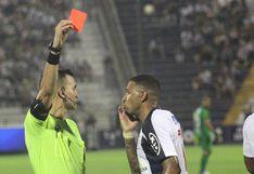 Liga 1: Conoce a los futbolistas suspendidos para la Fecha 2 del Torneo Apertura