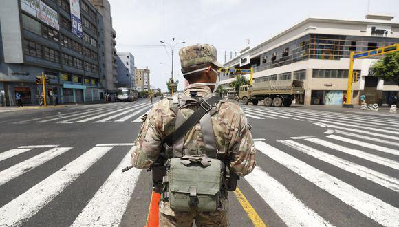 Desde el pasado 1 de julio rige una cuarentena focalizada en el país.(Foto: Diana Marcelo/GEC)