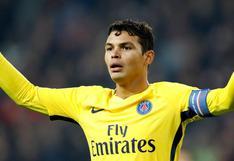 """""""A menudo no estábamos de acuerdo"""": Thiago Silva no olvida el mal momento que vivió con Emery en PSG"""