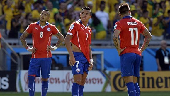 Crack de la selección de Chile sufre millonario robo en su casa