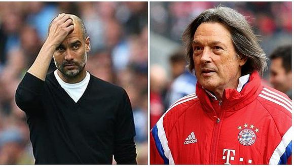 "Doctor de Bayern Munich: ""Pep Guardiola vive temeroso de perder poder"""