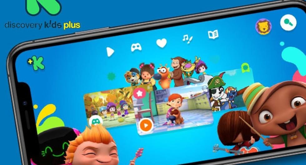 Discovery Kids Plus cuenta con episodios interactivos, juegos, así como contenido original, libros digitales y actividades educativas (Foto: Difusión)