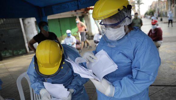 Según el MINSA la cifra ya asciende a 67.307 casos y arroja un resultado de 1.889 víctimas mortales.| FOTO: GEC
