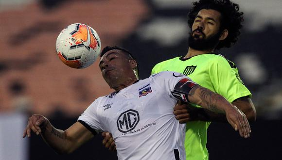 Colo Colo vs. Peñarol se miden en la quinta jornada de la Copa Libertadores 2020. (Foto: @ColoColo)