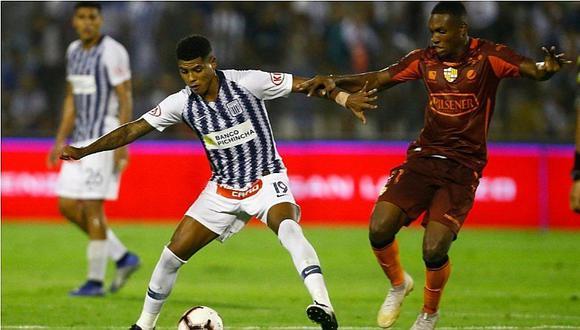 Alianza Lima: Wilder Cartagena y la crítica a blanquiazules tras 3-2 ante Melgar  | VIDEO