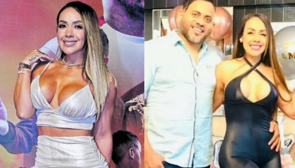 Dorita Orbegoso se casó por segunda vez con el padre de su hijo.