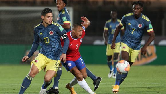 A través de CDF HD en vivo, transmisión de CDF Estadio online podrás ver en directo el partido entre Chile y Colombia, por la segunda fecha de las Eliminatorias. Aquí te dejamos todas las opciones para que no te pierdas este partidazo en tierras chilenas